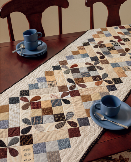 Scared to choose colors? Try neutral quilts (+ fabric giveaway ...