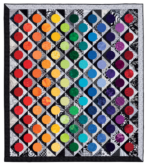True Colors quilt