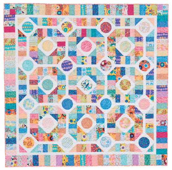 Lots of Dots quilt