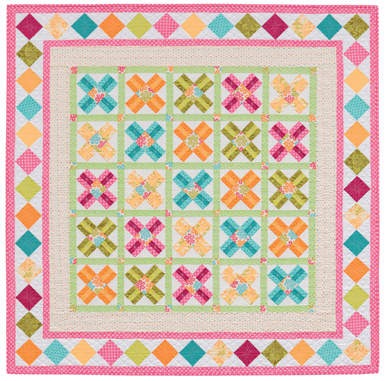 Boxes and Bows quilt