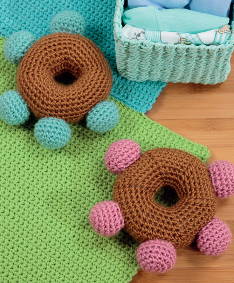 Modern Crochet Patterns : Martingale - Modern Baby Crochet (Print version + eBook bundle)