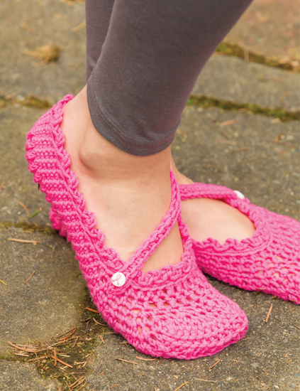 From Crochet Pink
