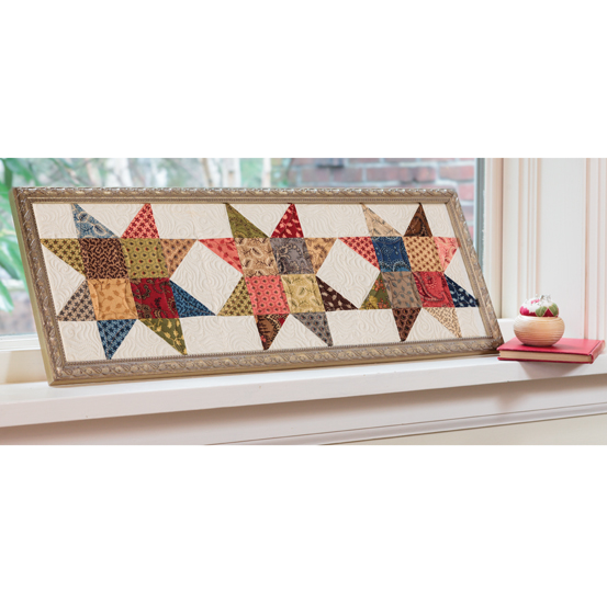 15 unexpected uses for a single quilt block - Stitch This! The ... : framed quilt art - Adamdwight.com