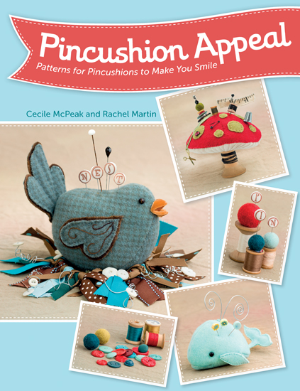 Martingale - Pincushion Appeal (Print version + eBook bundle)