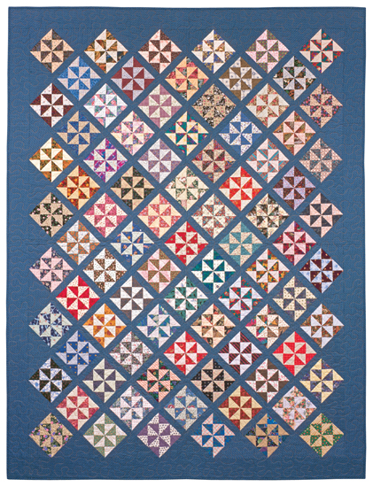 The solution to perfect charm quilt, wrong size - Stitch This! The ... : charm quilt - Adamdwight.com