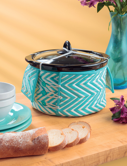 Slow-Cooker Cozy by Rebecca Silbaugh