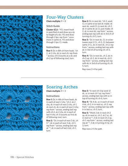 Crochet Stitches Chart Pdf : Martingale - The Big Book of Crochet Stitches (Print version + eBook ...