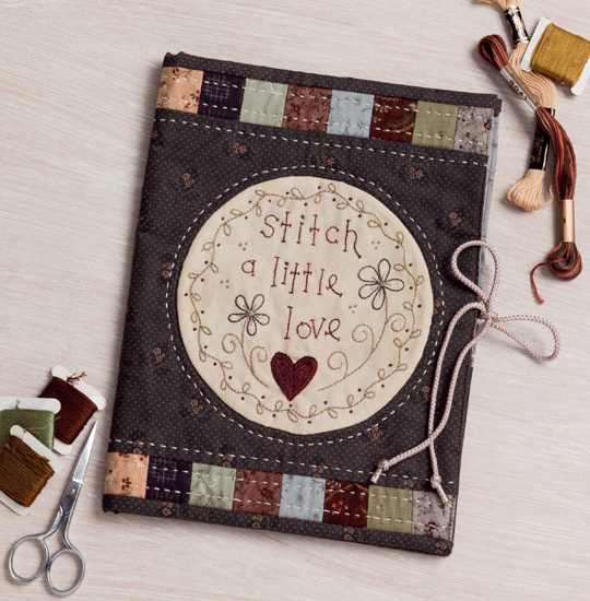 From Patchwork Loves Embroidery