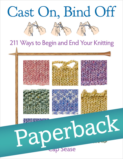 How to cast on, how to bind off: 200+ options (+ giveaway!) - Stitch This! Th...