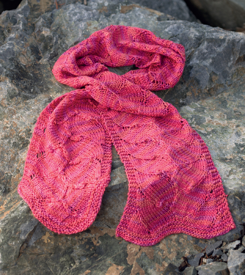 From Knitted Scarves
