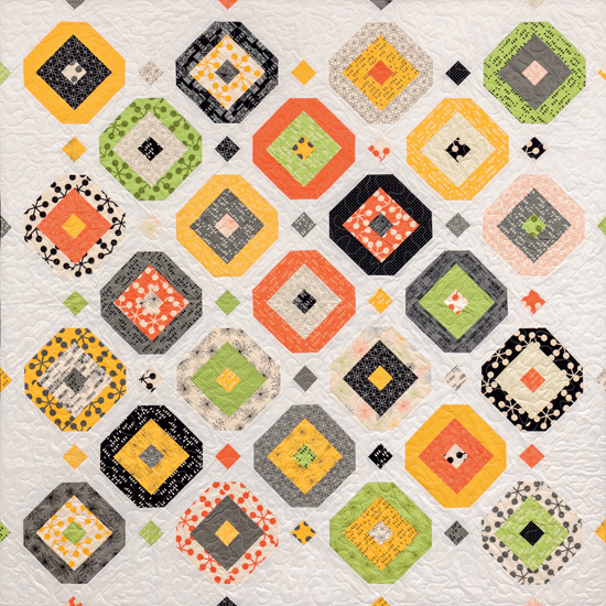 That '70s Quilt by Kate Henderson