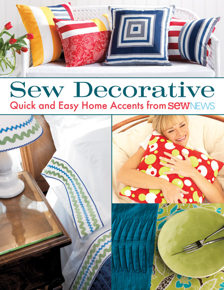 Martingale - Sew Decorative (Print version + eBook bundle)