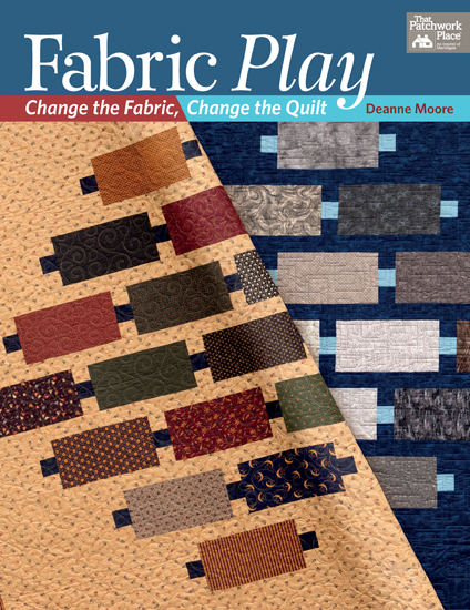 Martingale - Fabric Play (Print version + eBook bundle)