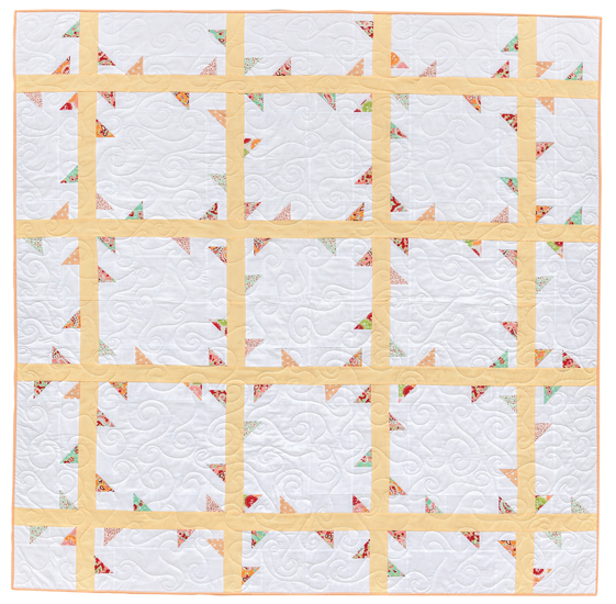 Thorny quilt