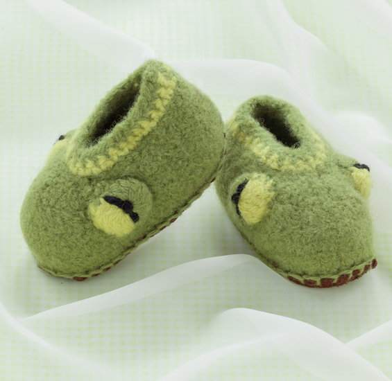 Martingale - Cozy Toes for Baby (Print version + eBook bundle)