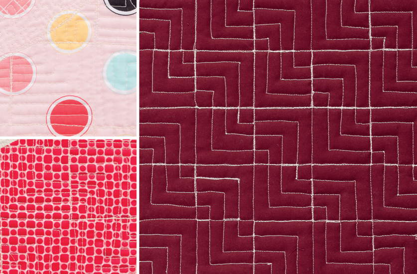 Martingale Free Motion Quilting For Beginners Print