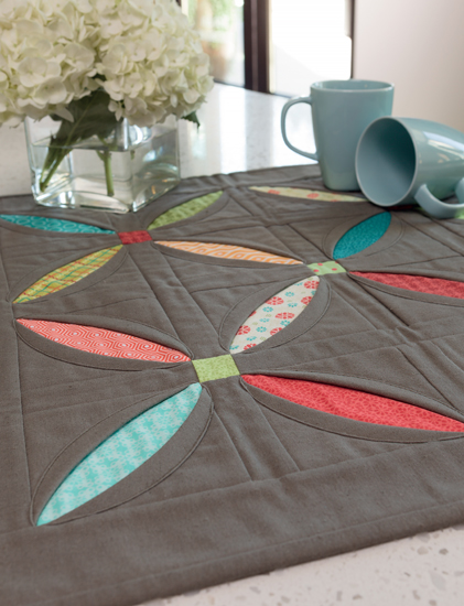 Petal Play table topper