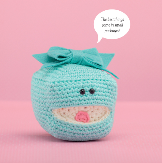 Crocheted Present