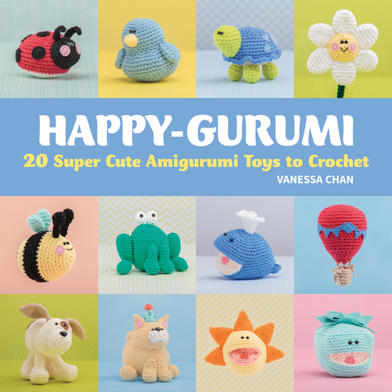 Martingale - Happy-gurumi (Print version + eBook bundle)