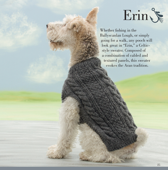 From Seamless Knits for Posh Pups