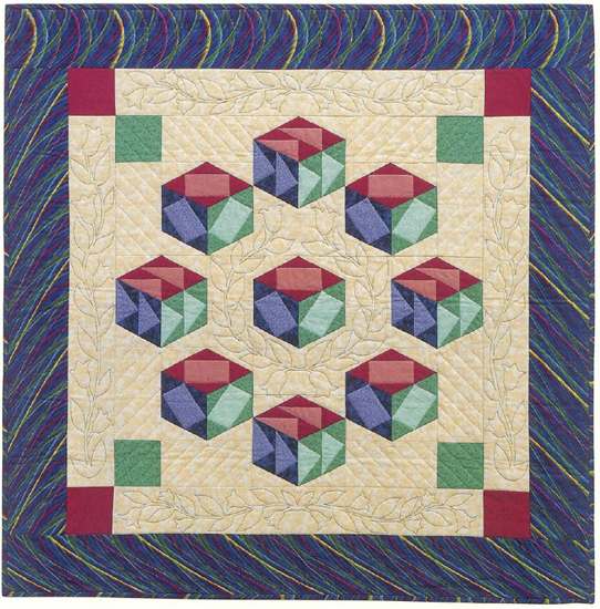 Martingale Easy Paper Pieced Baby Quilts Ebook