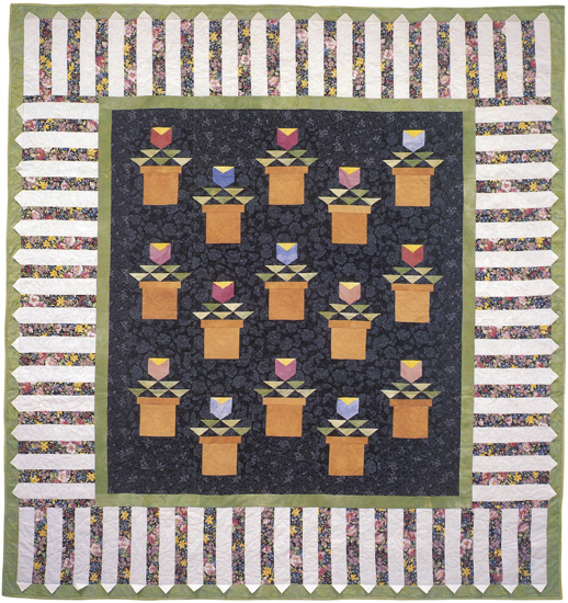 Martingale Paper Pieced Bed Quilts Ebook