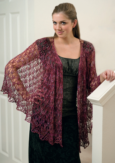 Shawl from Wrapped in Comfort