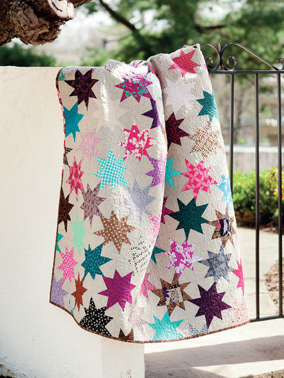 Sparkle Punch quilt
