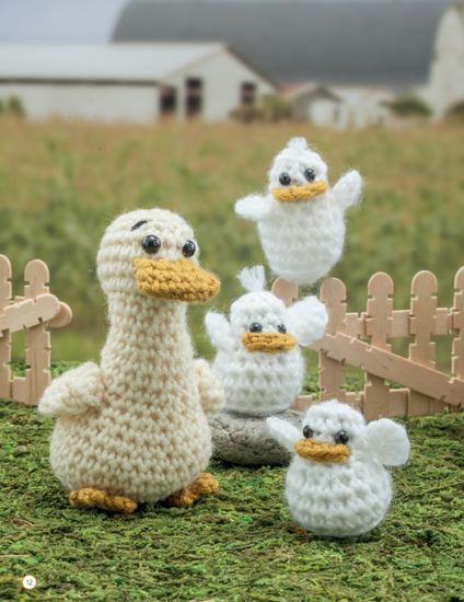 Martingale - Crochet a Farm (Print version + eBook bundle)