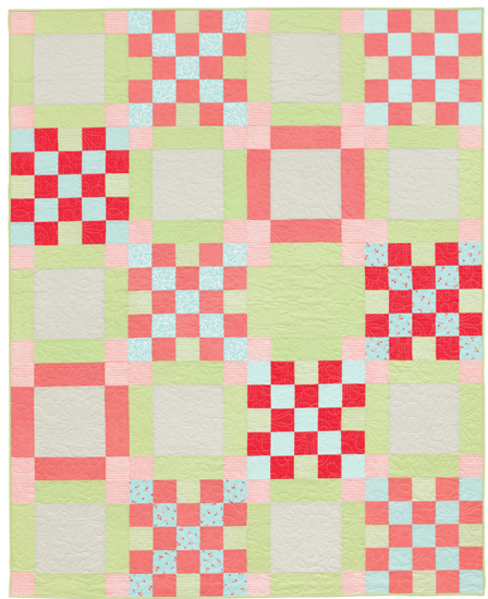 Martingale - Large-Block Quilts eBook