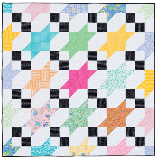 Large Block Quilts 16 Quick And Easy Quilt Patterns