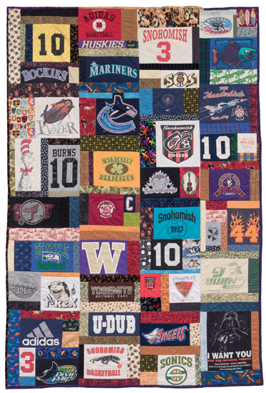 Martingale Terrific T Shirt Quilts Print Version