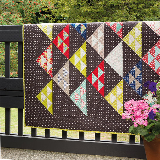 Martingale Moda All Stars Lucky Charm Quilts Print Version