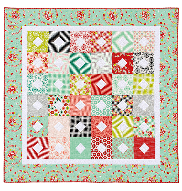 Martingale Easy Layer Cake Quilts Print Version Ebook
