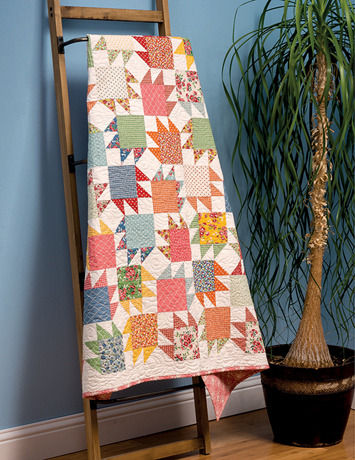 Martingale Easy Quilts From Precut Fabrics Print