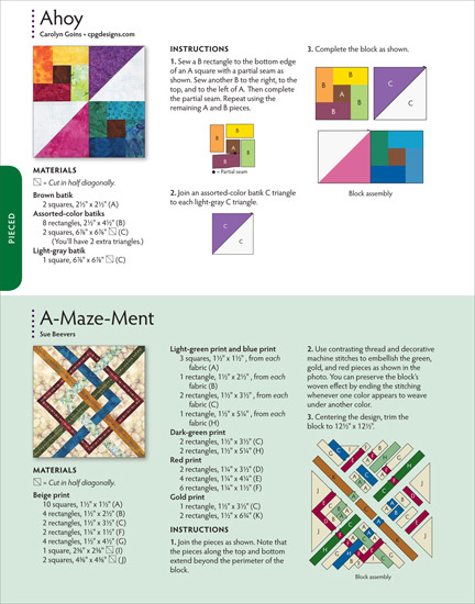 Martingale 200 blocks from quiltmaker magazine ebook fandeluxe Ebook collections