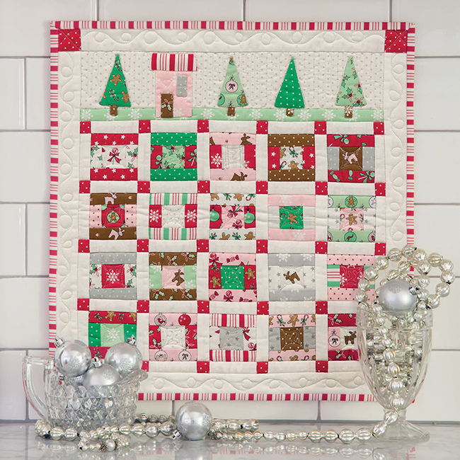 18 Clever Projects for 2 1//2 Squares Mini-Charm Quilts Moda All Stars