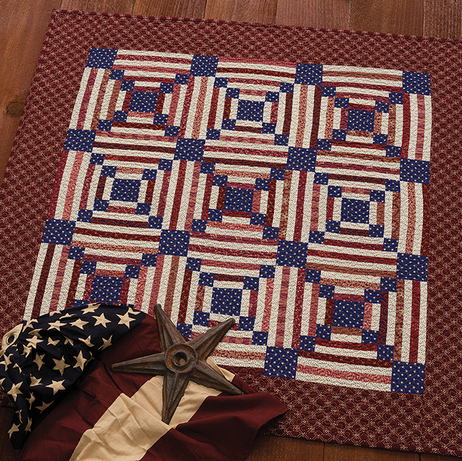 2020 That Patchwork Place Quilt Calendar Includes Instructions for Each Project