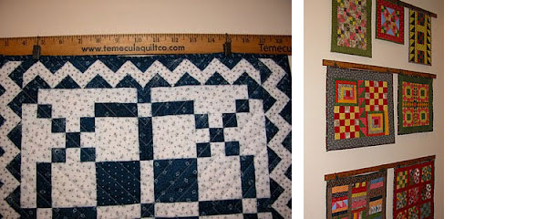 How To Hang Wall Tapestry how do you hang a quilt on the wall? - stitch this! the martingale