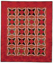 World of Christmas Joy quilt