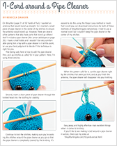 How to knit I-cord