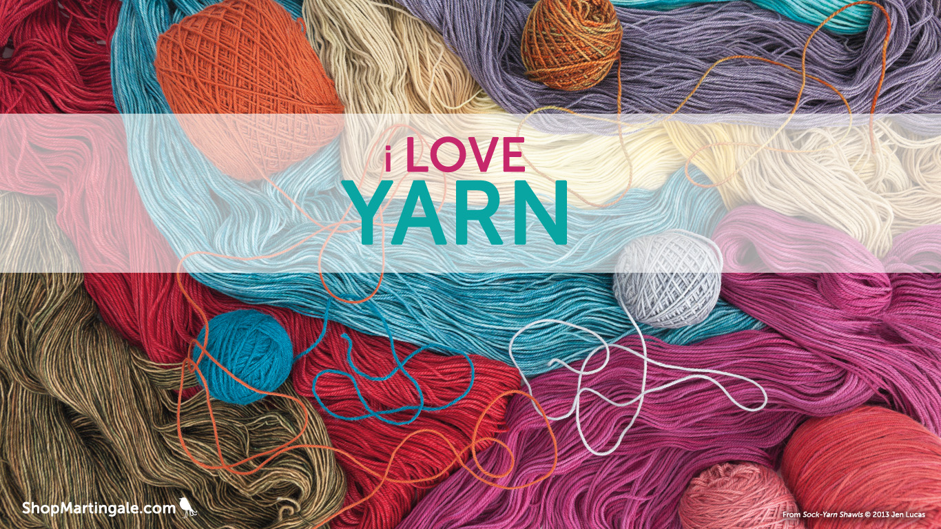 Knitting Wallpaper Iphone : I play you play—we all on love yarn day