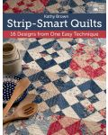 Martingale - Strip-Smart Quilts (Print version + eBook bundle)