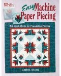 Martingale - Easy Machine Paper Piecing