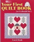 Martingale - Your First Quilt Book (or it should be!)