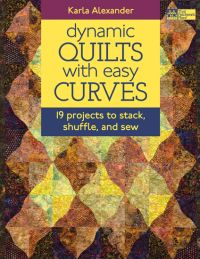 Martingale - Dynamic Quilts with Easy Curves (Print version + eBook bundle)