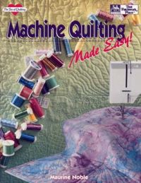b200 c Staff Stories: Early Machine Quilting Confessions
