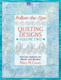 Follow-the-Line Quilting Designs Volume 2