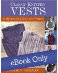 Martingale - Classic Knitted Vests eBook eBook