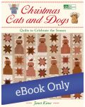 Martingale - Christmas Cats and Dogs eBook